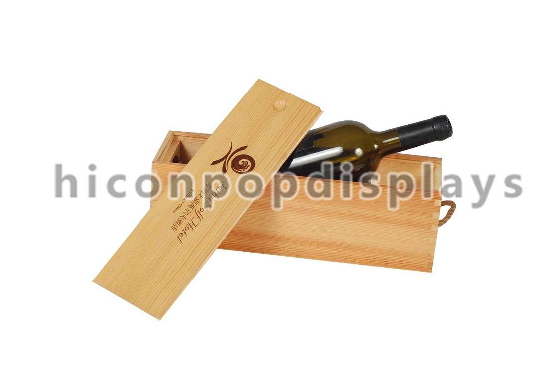 Vitrine En Bois Simple De Vin Pour Le Magasin De Vin Bo Te De